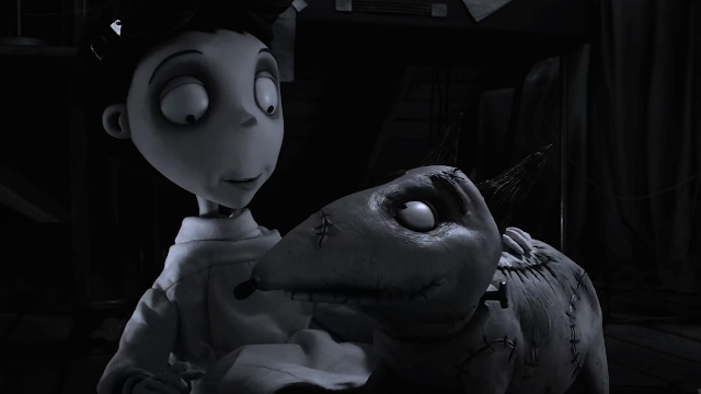 A Mighty Fine Blog Film Review Frankenweenie 2012