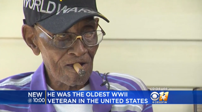 Richard Overton, Nation's Oldest World War II Veteran, Dead At 112
