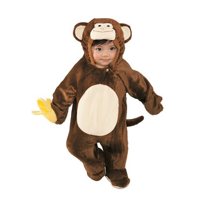 Wouldnu0027t it make the most precious Halloween costume for your little one? Today this Infant/Toddler Monkey Costume (regularly $20) is just $12.00 ...  sc 1 st  Delco Deal Diva & Infant/Toddler Monkey Costume $12 Shipped TODAY ONLY 10/12/11