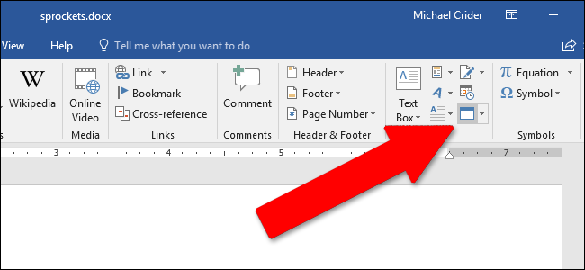 incorporare un file Excel esistente in Word