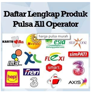 Harga Pulsa Murah 2019 Darra Reload DR ANDROID CENTER