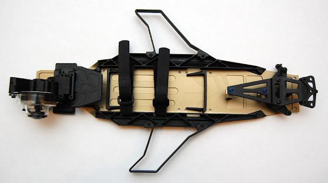 Pro-Line Pro-2 SC aluminum chassis
