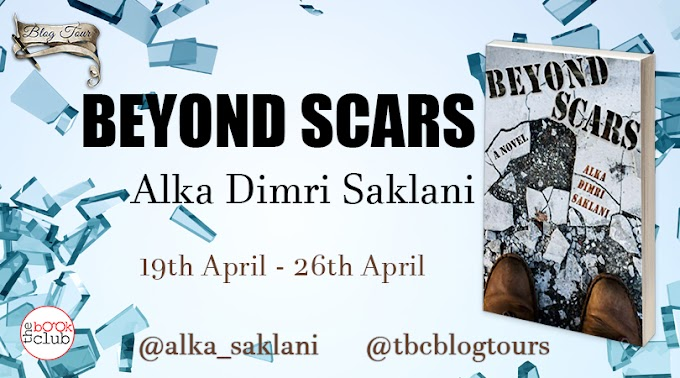 Schedule of Beyond Scars by Alka Dimri Saklani