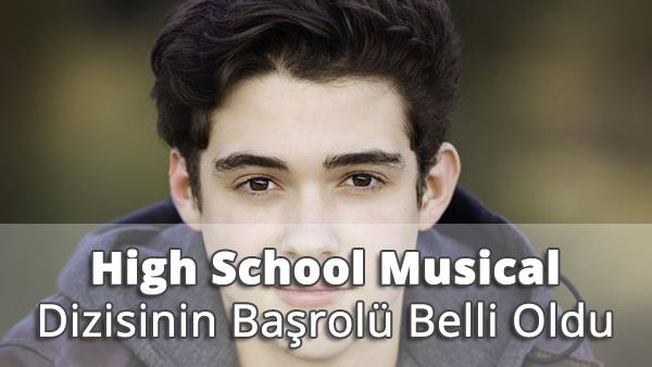High School Musical Joshua Bassett
