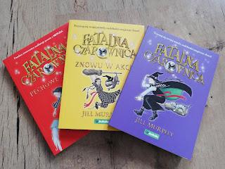 Fatalna czarownica książka recenzja na blogu atrakcyjne wakacje z dzieckiem