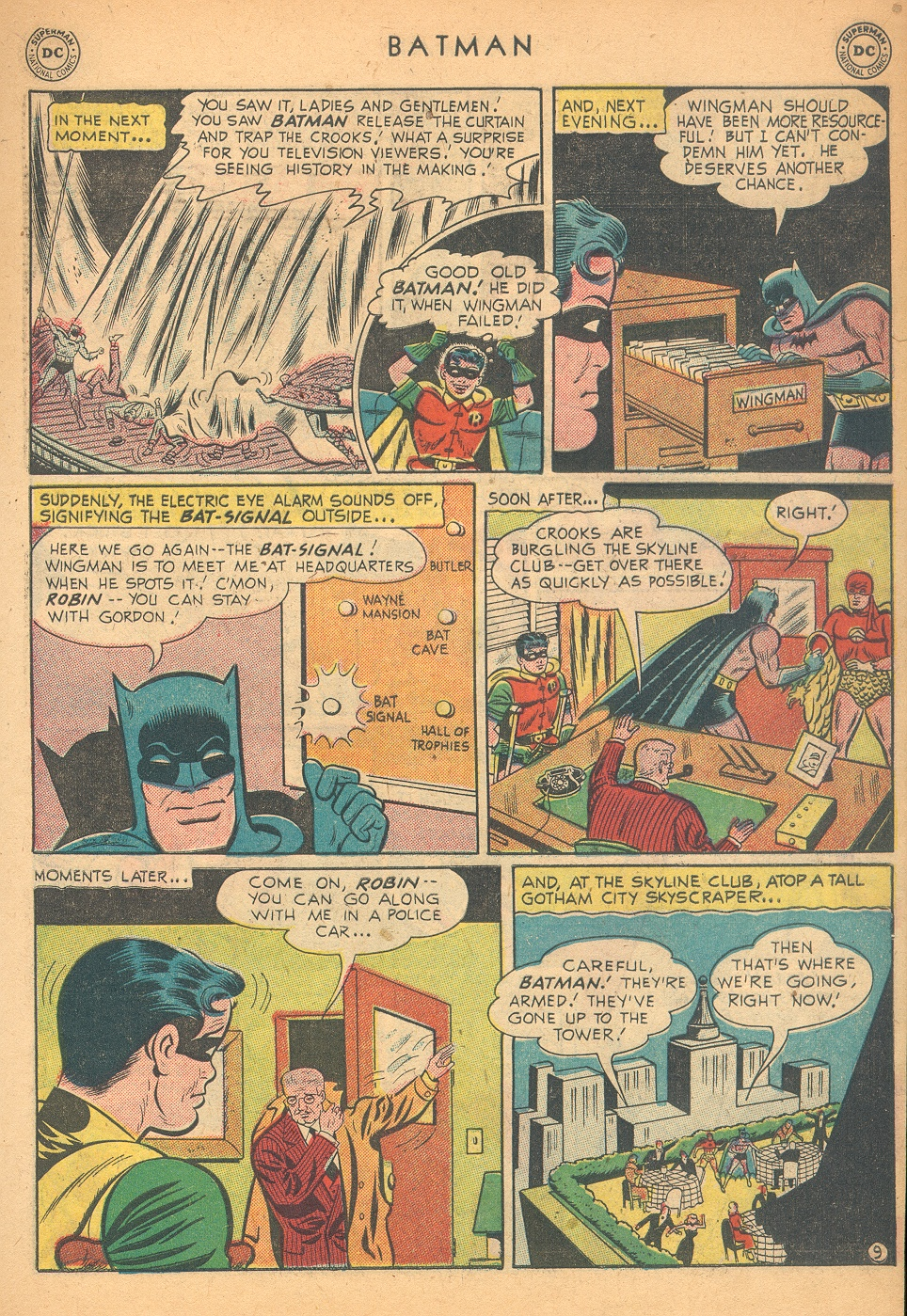 Read online Batman: The Black Casebook comic -  Issue # TPB - 26