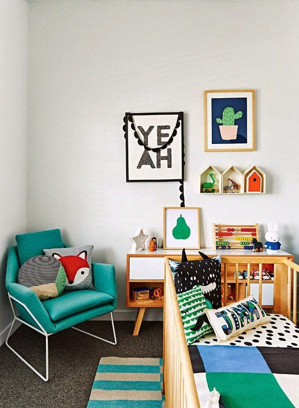 6 Original and Different Baby Bedrooms 5