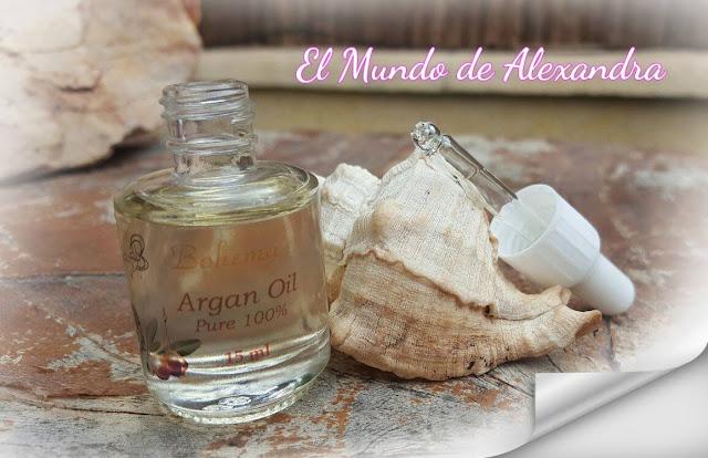 Aceite de Argán Puro 100%