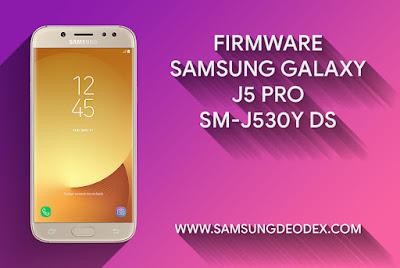 Samsung Firmware J530Y DS J5 Pro 2017