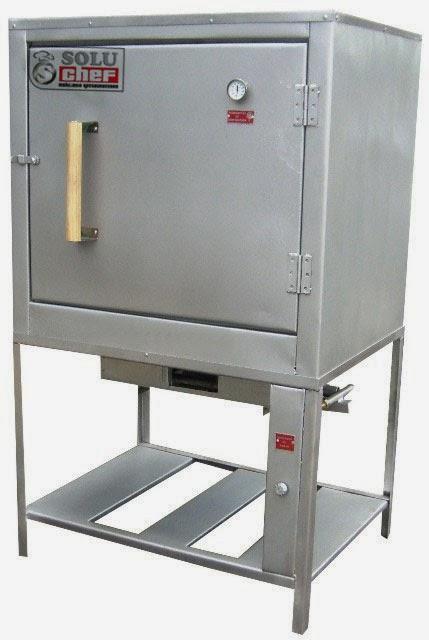 Soluchef hornos para panader a o pizzer a for Aislante termico para hornos