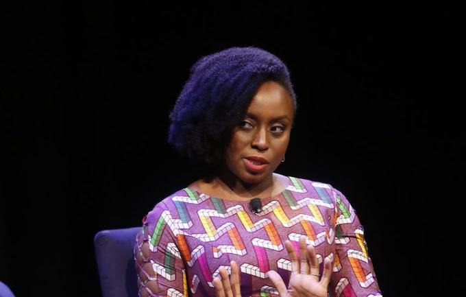 Video: Nigerian novelist, Chimamanda Ngozi Adichie Says The American Left 'Is Creating Its Own Decline'