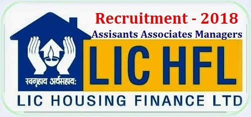 LIC Housing Finance Recruitment 2018 Assistants Associates and Asst Managers Apply Online @www.lichousing.com  Lifie Insurance Corporation of India LIC Housing Finance recruitment Notification 2018 for Assistants Associates and Asst Managers is out. Candidates with suitable Educational Qualifications for the various vacanices in LIC India Housing finance. More Details you may go through the detailed Notification for Eligibility critrea Mode of Application submission Selection Procedure Examination pattern Online Applications are invited from eligible candidates who must be an Indian Citizen for selection and appointment as Assistant/Associate/Assistant Manager lic-housing-finance-recruitment-2018-assistants-associates-managers-apply-online