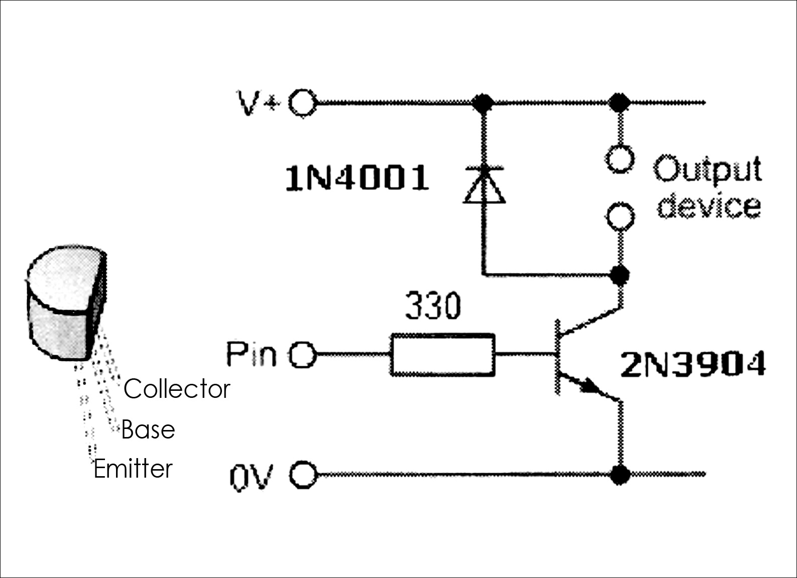 Electronics cchoy: 06 All about Motors/ Interface micro to