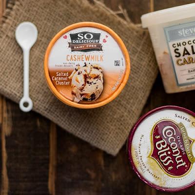 healthiest ice cream brands vegan