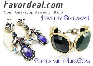 Favordeal.Com Fashionable Jewelry Giveaway! Open Worldwide