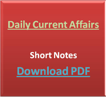 Download free PDF of latest National and International Current Affairs and News (Year 2018 and 2017) for JKSSB JKPSC PATWARI TEACHER NT