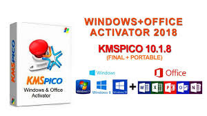 KMSpico 10 1 8 FINAL + Portable (Office and Windows 10 Activator