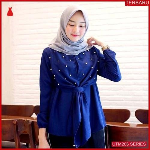 UTM206T64 Baju Terefa Muslim Atasan UTM206T64 0CE | Terbaru BMGShop
