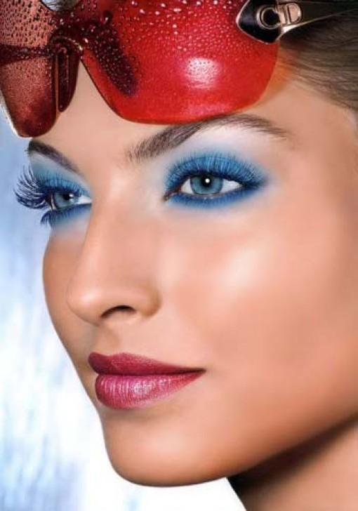 Eyeshadow Ideas: Lindsay Schott: Holiday Eye Makeup Looks