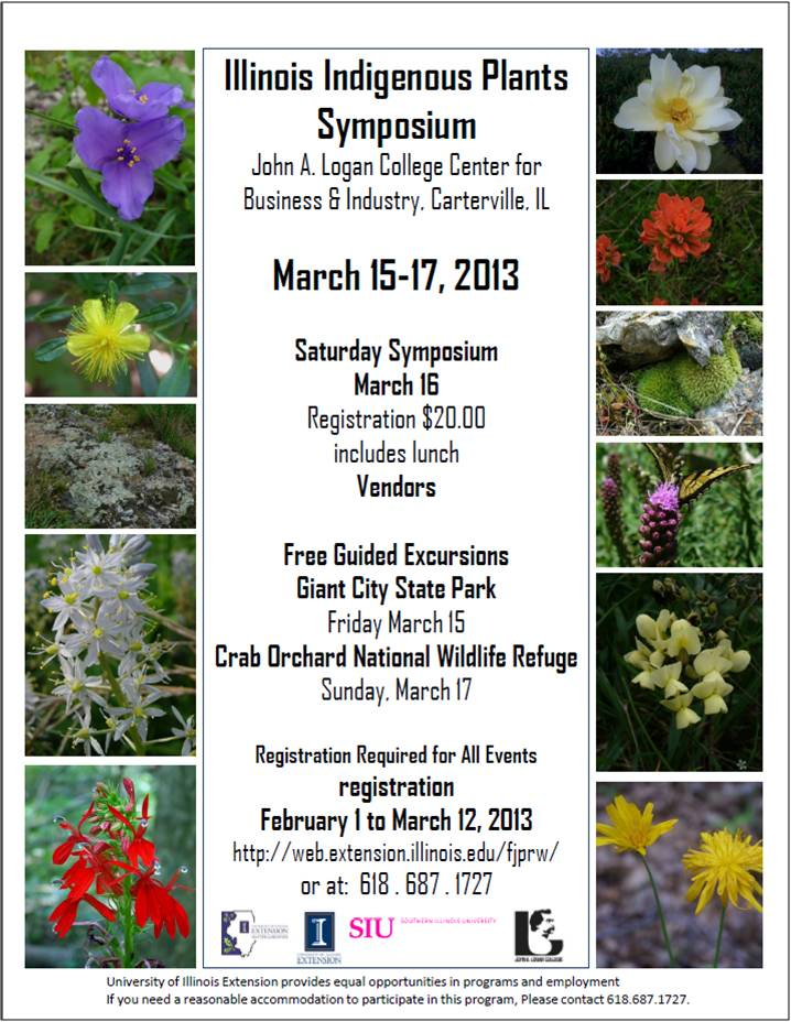Illinois invasive species awareness month southern - The wedding garden carbondale il ...