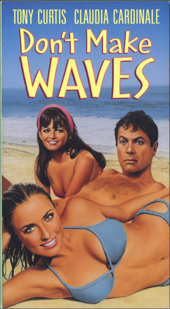 Don't Make Waves 1967movieloversreviews.filminspector.com poster