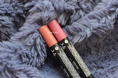 Golden Rose Matte Lipstick Crayon 10 ve 18 numaralı ruj İNCELEMESİ