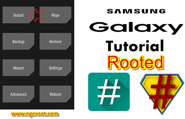 CARA ROOT DAN PASANG TWRP SAMSUNG GALAXY S9