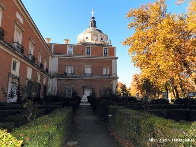 Jardín de la Reina, Palacio Real de Aranjuez