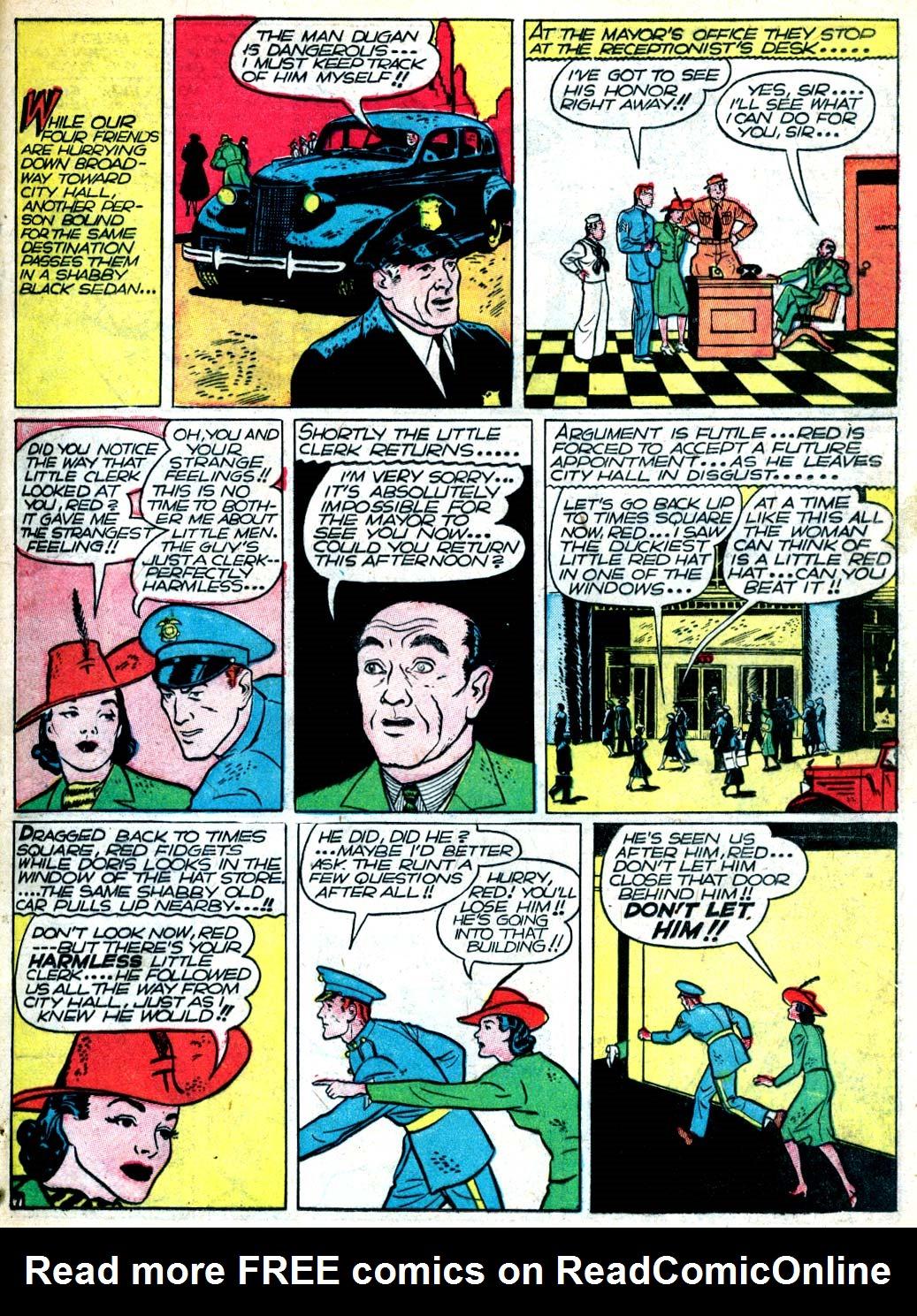 Read online All-American Comics (1939) comic -  Issue #10 - 9