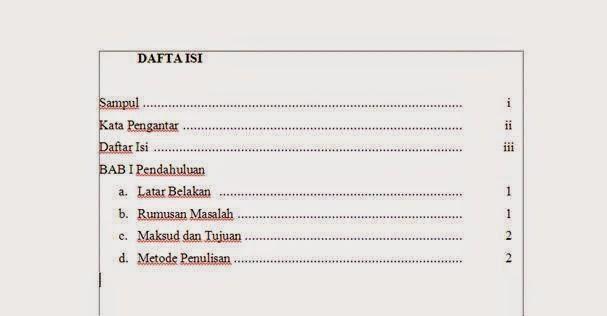 Without Title Pacewetan Contoh Format Makalah