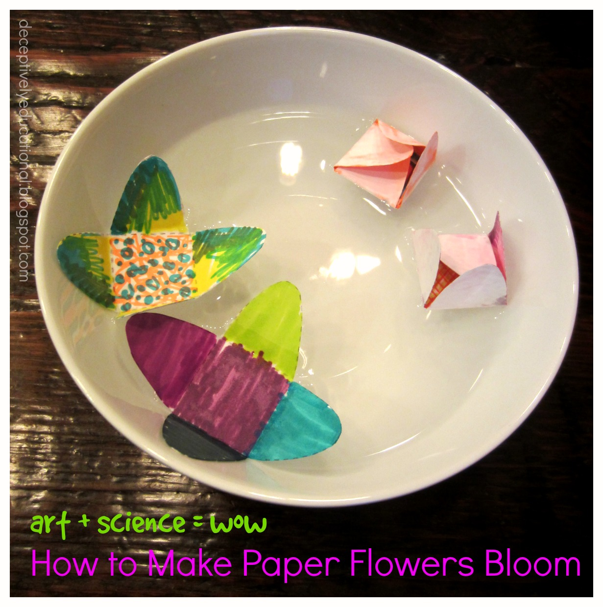 Relentlessly fun deceptively educational how to make paper flowers i created a template of paper flowers for us to use download it free from google drive here mightylinksfo