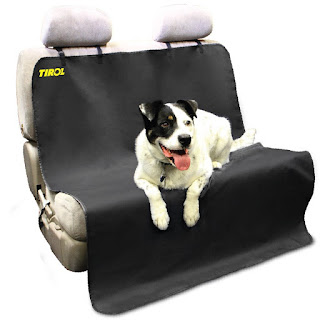 awesome Price, Pet Cat Dog Seat Cover Waterproof Mat Car Back – £11.99 (amazon)  protect your car from dirt cause pet