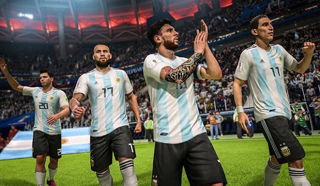 FIFA 18 Full Version