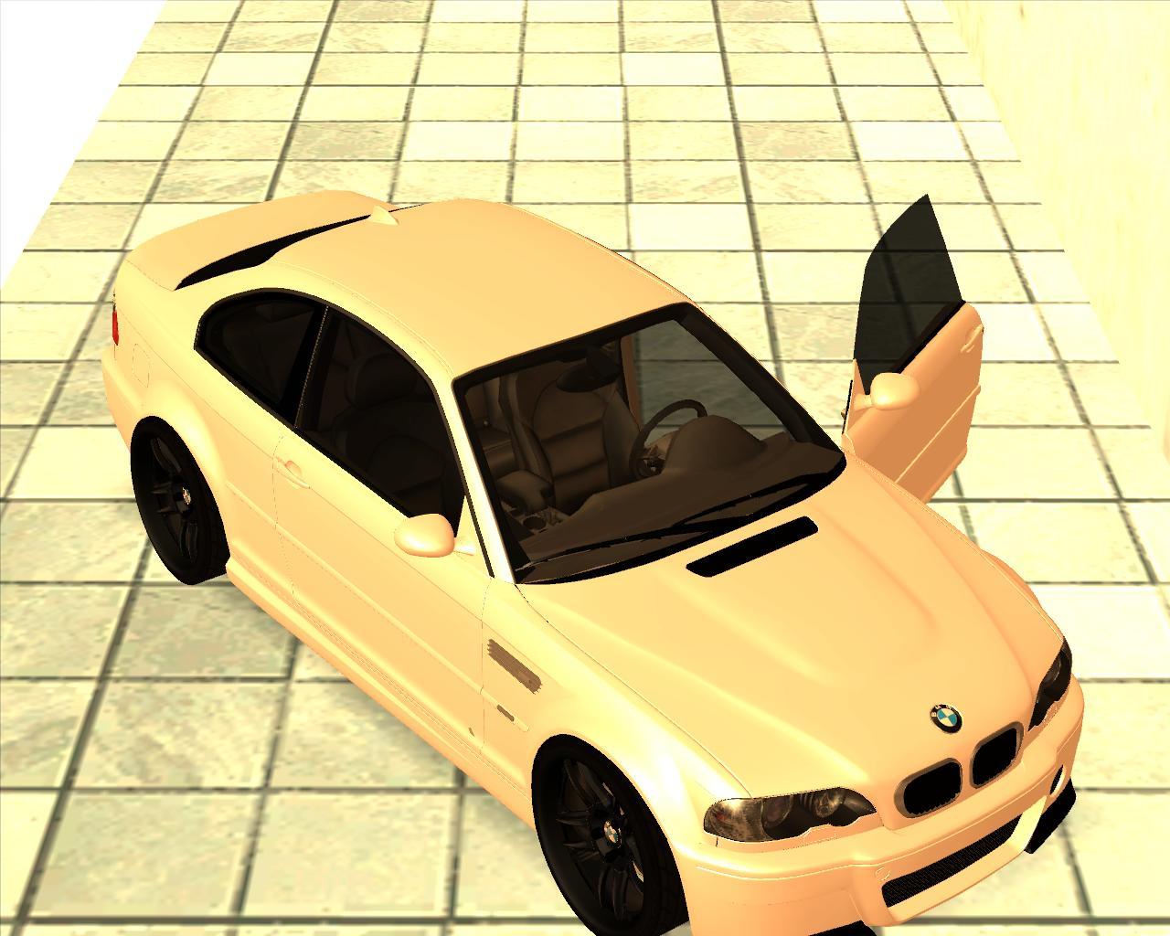 BMW E36 DRIFTING IN GTA SA -: NEW GTA SA MOD BMW E46 M3 CSL V0 1 by