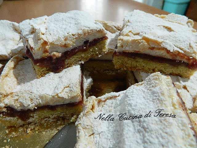 Nella cucina di teresa torta slava - Nella cucina di teresa ...