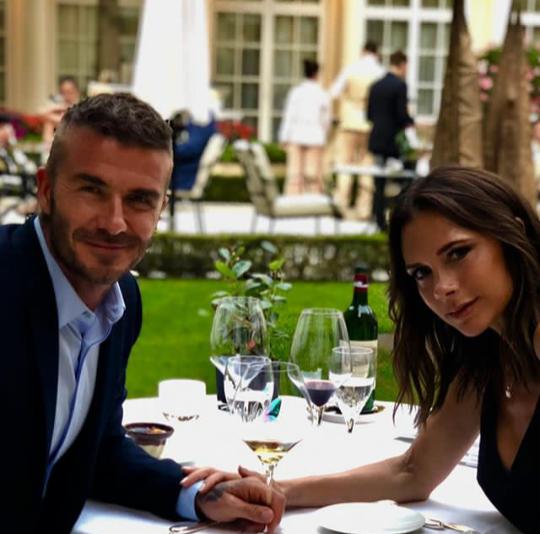 Victoria Beckham celebrates her 19th wedding anniversary with lovely message to her husband David Beckham