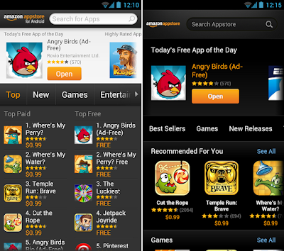Download Free And Premium Apps And Games For Android With Amazon Appstore APK