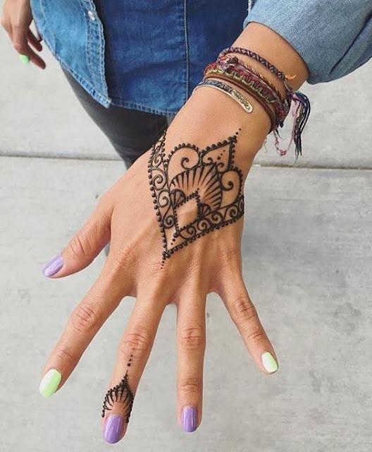 Hand Art Mehndi