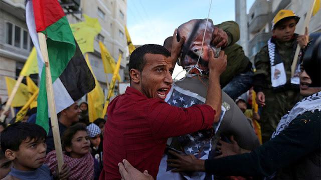 La Autoridad Nacional Palestina llama a consulta al representante palestino en EE.UU.