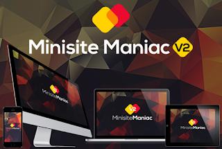 Minisite Maniac Vol.2