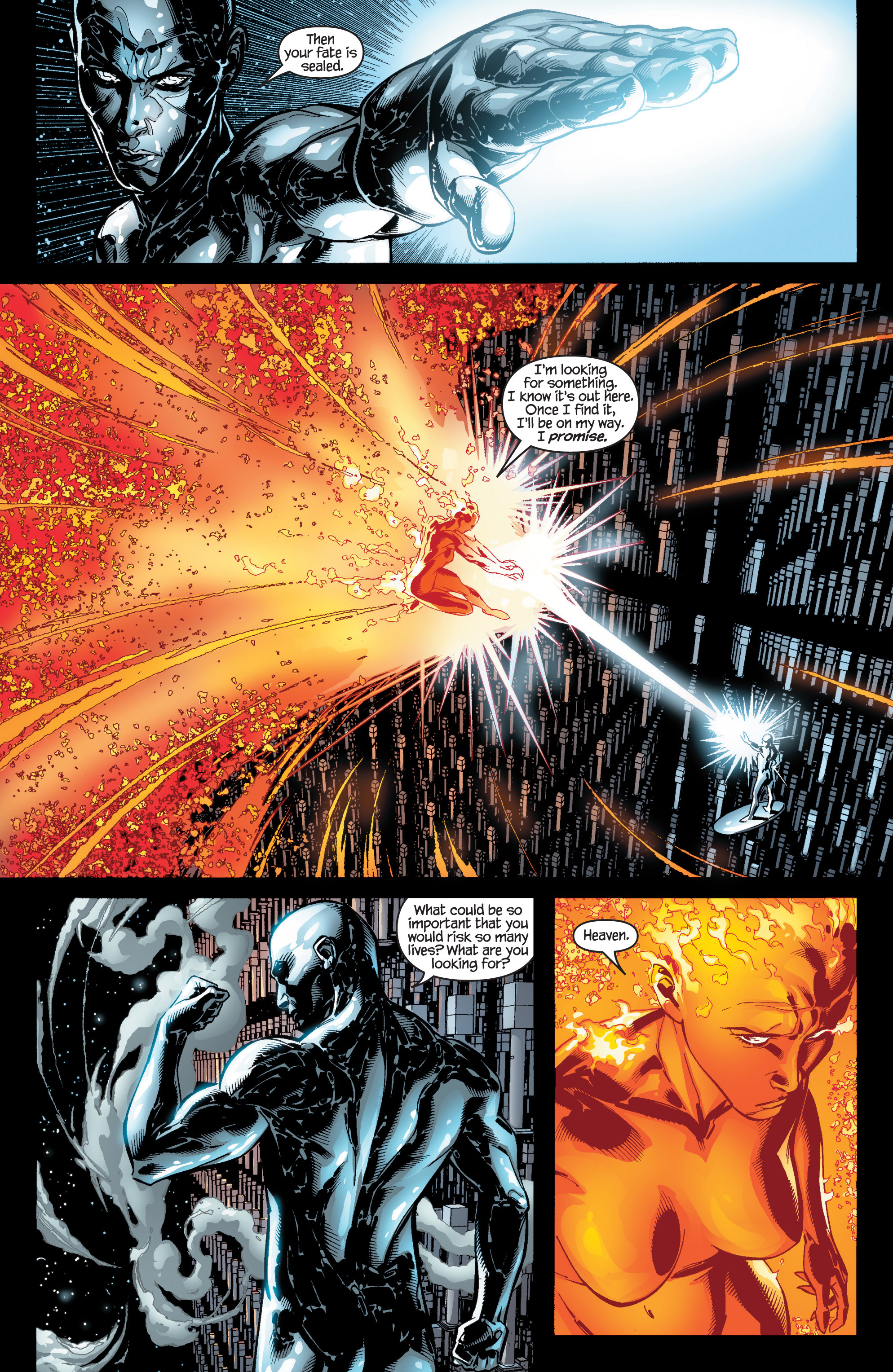 Read online Ultimate X-Men comic -  Issue #96 - 5