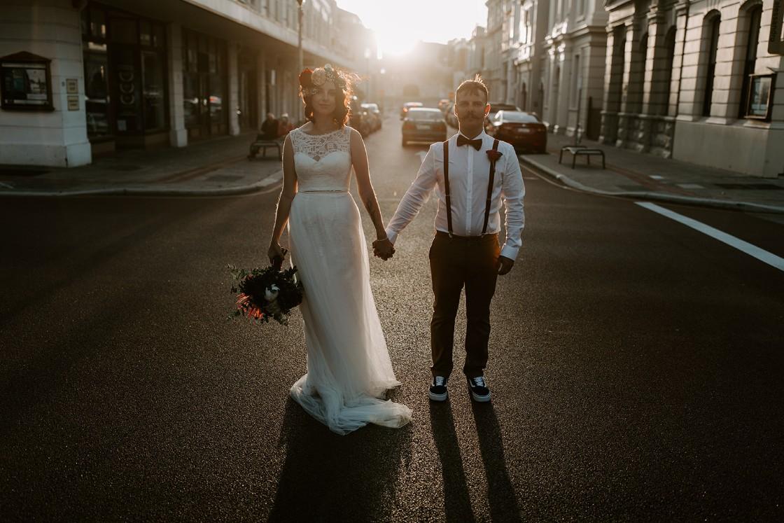 LOVE: RICKY & ASH | SASSY MOORE & MOORE CAFE WEDDING FREMANTLE WA