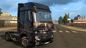 Game Of Thrones skin for Mercedes MP4