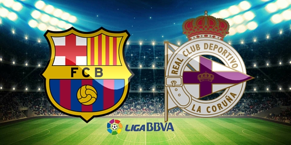 Prediksi Liga Spanyol Barcelona vs Deportivo La Coruna