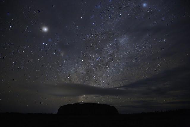 stars Uluru
