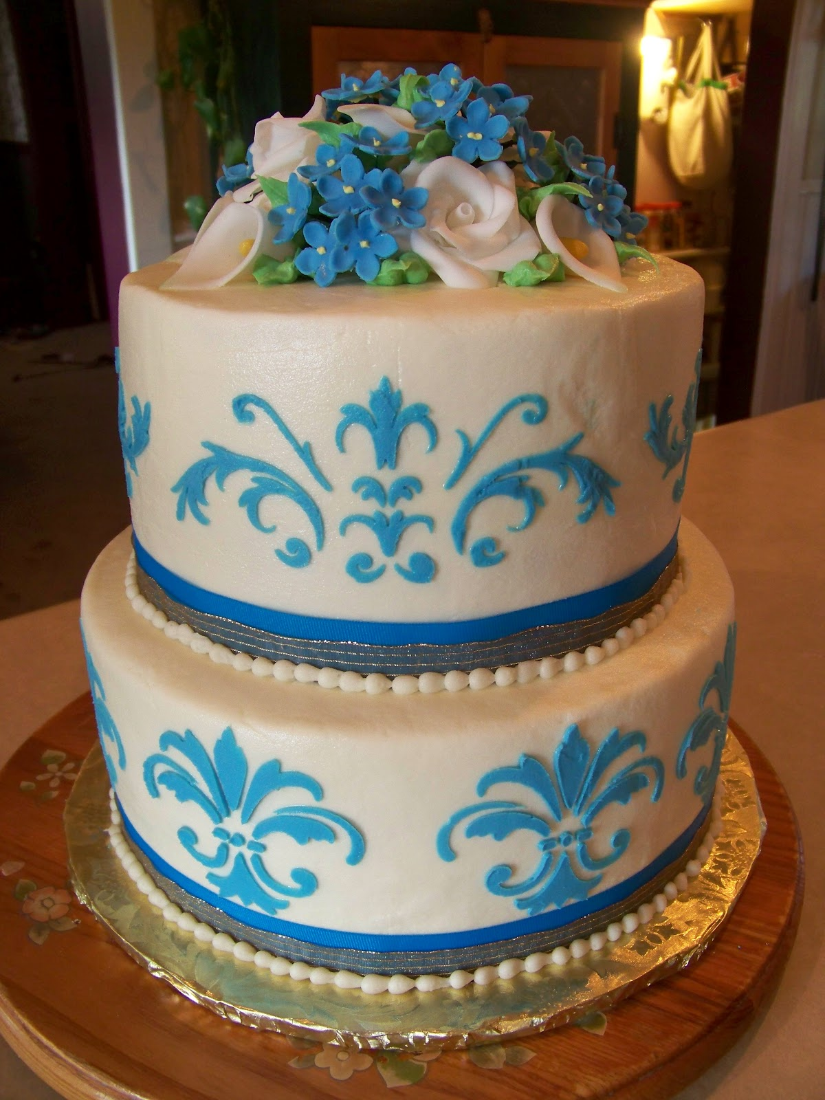 Piece O Cake Creations Wedding Cakes