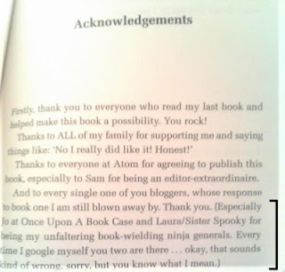 One Seriously Messed-Up Weekend in the Otherwise Un-Messed-Up Life of Jack Samsonite by Tom Clempson Acknowledgements
