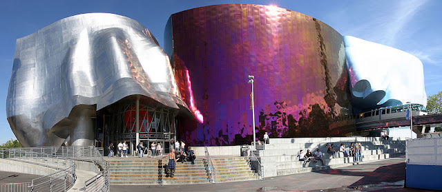 Experience Music Projec de Seattle