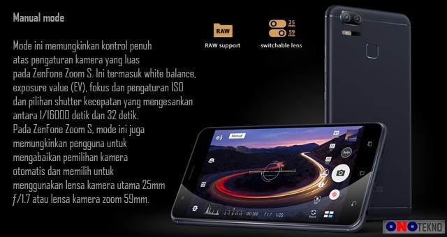 Kupas Tuntas Kemampuan Kamera Zenfone Zoom S