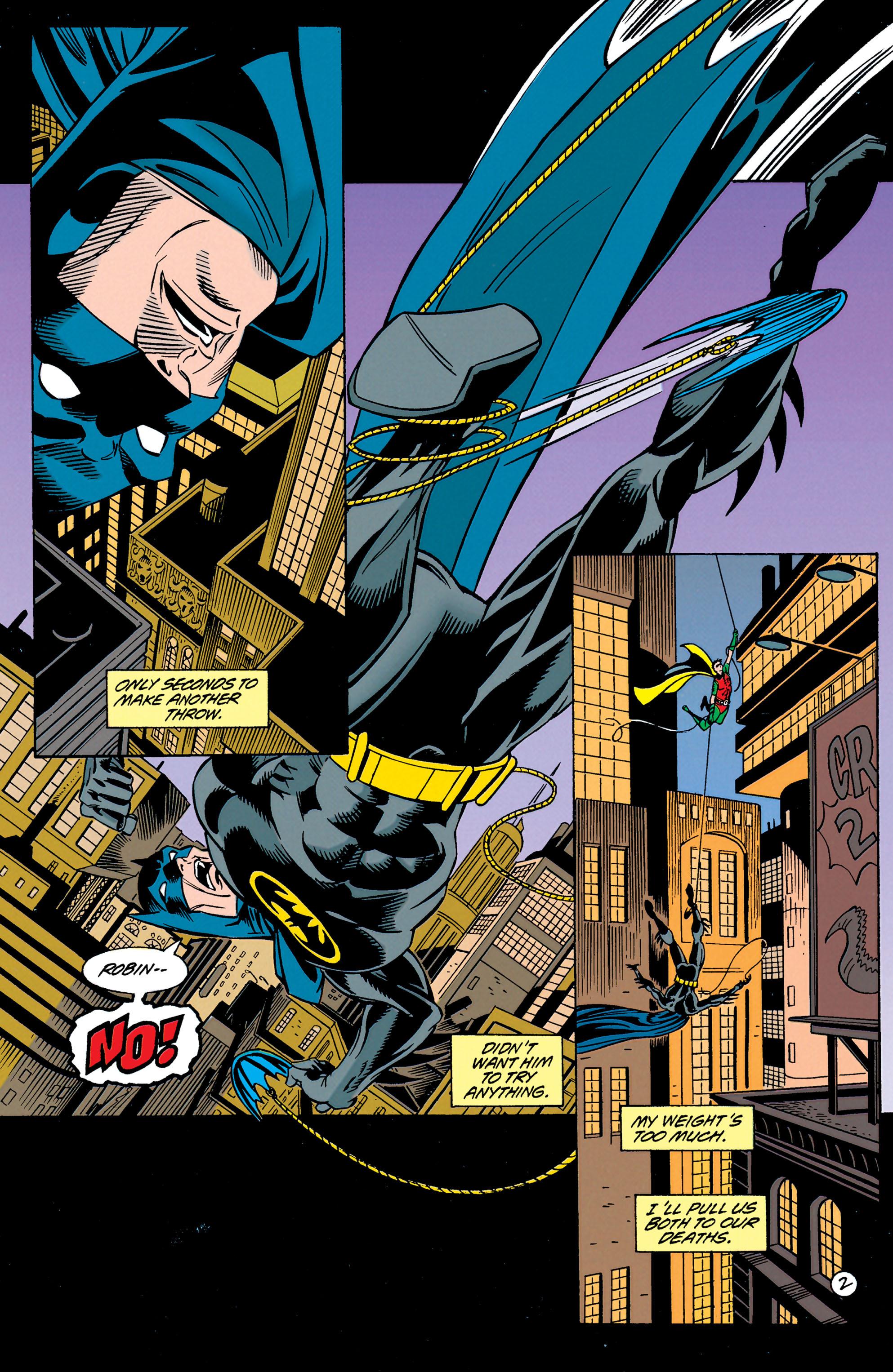 Detective Comics (1937) 682 Page 2